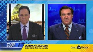 JORDAN SEKULOW: DONALD TRUMP'S IMPEACHMENT TRIAL IS DISGUSTING