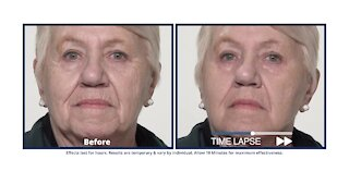 Plexaderm can help you look younger on your video chats!