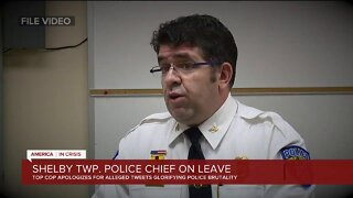 Protesters want police chief ousted over alleged tweets glorifying police brutality