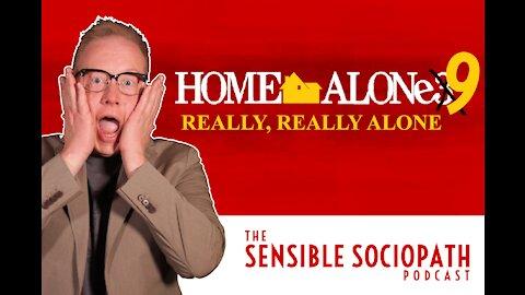 Home Alone 9: Creepy Santa Christmas Special