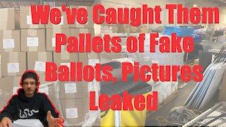 BOMBSHELL: Counterfeit Ballots Exposed in Georgia
