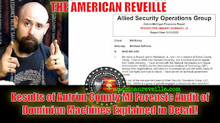 The Results of the Antrim County Michigan Forensic Audit of Dominion Machines Explained in Detail!