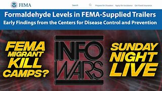 Is FEMA Running An Illegal Immigrant Death Camp