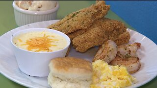 WE'RE OPEN: Fry Dayz Fish & Wings