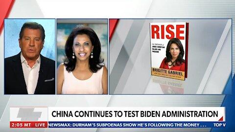 """""""China is Replacing America in Afghanistan,"""" Brigitte Gabriel Slams Biden's Failures!"""