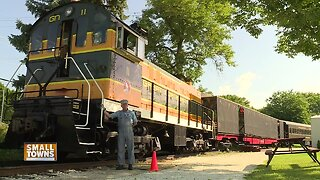 Small Towns: National Railroad Museum