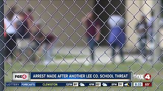 12-year-old arrested for shooting threat at Gulf Middle School