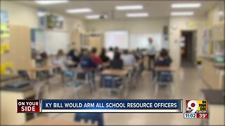 Kentucky lawmakers split over issue of guns in schools