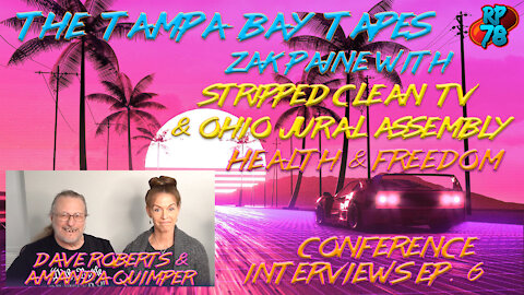 The Tampa Bay Tapes Ep. 6 - Stripped Clean & Ohio Jural Assembly