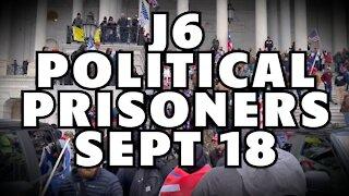 J6 Political Prisoners Sept 18