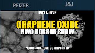 MUST HEAR: GRAPHENE OXIDE - NWO HORROR SHOW