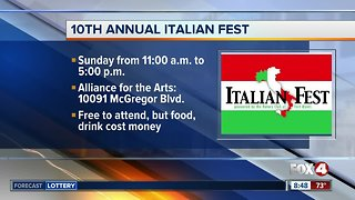 10th Annual Italian Fest in Fort Myers