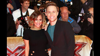 Olly Murs honours Caroline Flack by naming a mountain after her
