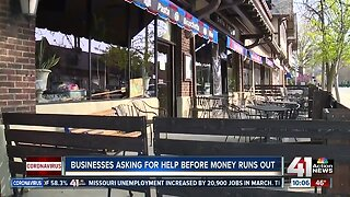 $376 billion in federal relief for small businesses could 'dry up' next week