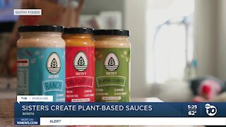 Bonita sisters start business in plant-based sauces