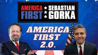 America First 2.0. John Zadrozny with Sebastian Gorka on AMERICA First