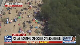 Border Patrol: Texas Border Is OUT OF CONTROL