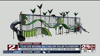 New playground coming to Tulsa Zoo