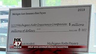 Coalition says Governor's veto could fix broken auto insurance reform
