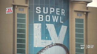 Super Bowl Host Committee ramps up as countdown to Tampa Bay's Big Game begins