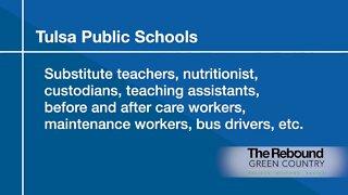 Who's Hiring: Tulsa Public Schools