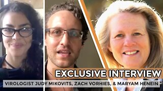 Exclusive Interview With Virologist Dr. Judy Mikovits