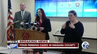 Niagara County update on coronavirus