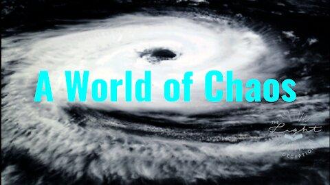 A World of Chaos   Danette Lane