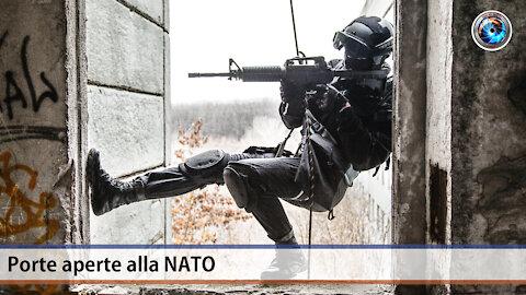 Porte aperte alla NATO