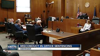 Two former UW-Oshkosh officials sentenced for misconduct