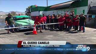 El Guero Canelo opens its first drive-thru at 22nd Street location