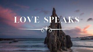 LOVE SPEAKS - Relaxing Music, Instrumental Guitar Music, Calming Music, Soft Music, Sleep Music