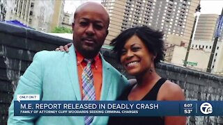 Family of attorney Clifford Woodards responds to ME report, calls for charges against DPD
