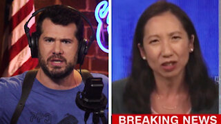 CNN's Activist Doctor Leana Wen EXPOSED! | Louder With Crowder