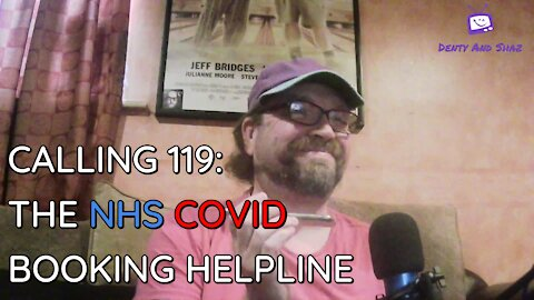 Calling 119 - The NHS COVID Booking Service