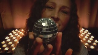 ASMR New Year Energy Intuition Intention Reflection Vibration Highest Timeline