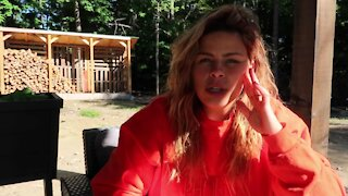 Alanis Desilets a été en repos strict pour protéger sa grossesse et elle confie pourquoi