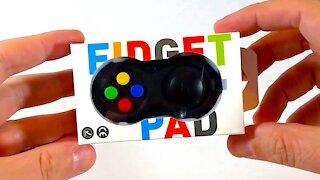 Fidget Pad Review