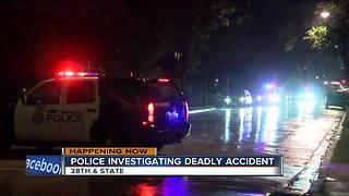 Pedestrian killed, driver arrested near downtown Milwaukee