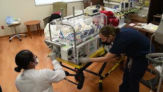 Infant Care Center Opens on MCAS Iwakuni