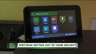 Spectrum ending home security, leaving customers scrambling
