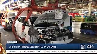 We're Hiring: General Motors
