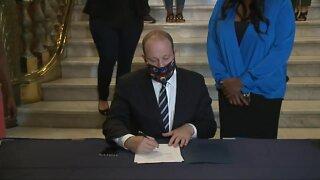 Gov. Jared Polis signs sweeping Colorado police accountability bill