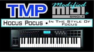TMP Modified MIDI • Hocus Pocus