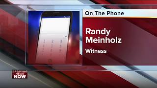 BREAKING: Witness recounts Middleton shooting incident