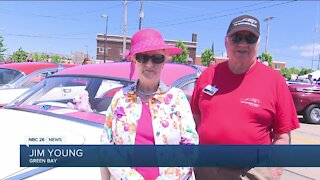 4th annual 'Cars & Guitar Show' brings out car enthusiasts from all across Northeast Wisconsin