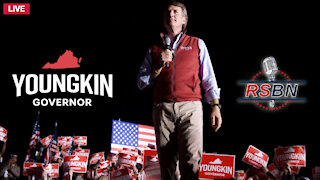 Glenn Youngkin Holds Campaign Rally in Danville, VA 10/26/21