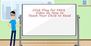 Children Learning Reading - Amazing Reading Program Parents Love