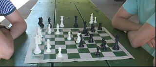 Local chess players making moves to fight hunger in Cleveland