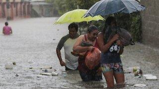 Weakened Eta Still A Concern For Central America